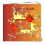 new year blast - 8x8 Photo Book (20 pages)