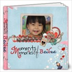 Moments of Baibua memories - 12x12 Photo Book (60 pages)