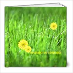 spring is coming - 8x8 Photo Book (20 pages)