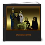 Christmas Nativity Scene Book III Alex - 8x8 Photo Book (20 pages)