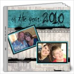 YEARBOOK 2010 - 12x12 Photo Book (80 pages)