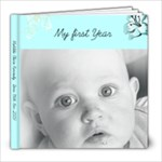Tilly 2009 - 8x8 Photo Book (20 pages)