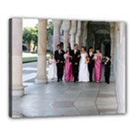 wedding uq - Canvas 20  x 16  (Stretched)