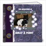 molly & penny - 8x8 Photo Book (20 pages)