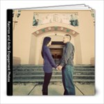 Engagment Photobook - 8x8 Photo Book (20 pages)