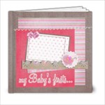 6x6 20 pgs my baby s firsts... - 6x6 Photo Book (20 pages)
