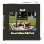 Grooms 2010 Book - 8x8 Photo Book (39 pages)