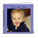 Ben 2011 - 6x6 Photo Book (20 pages)