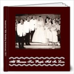 Hendrick 50th - 12x12 Photo Book (20 pages)