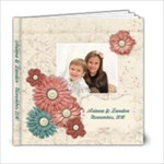 Ariana and Landon - 6x6 Photo Book (20 pages)