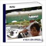 PEDRO-a - 8x8 Photo Book (20 pages)