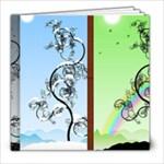 Vivaldi - four seasons 8x8 photo book - 8x8 Photo Book (20 pages)