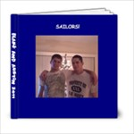 Blake and Austin - 6x6 Photo Book (20 pages)