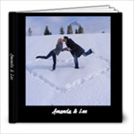 Amanda and Lee - 8x8 Photo Book (20 pages)