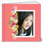 12x12 flower faith - 20 pgs - 12x12 Photo Book (20 pages)