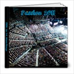 P2011 - 8x8 Photo Book (39 pages)