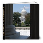 Washington, DC - 8x8 Photo Book (60 pages)