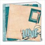 8x8 Love Pop Album - 8x8 Photo Book (20 pages)