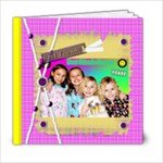 6x6 best friends template book - 6x6 Photo Book (20 pages)
