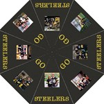 Super Steeler Season Umbrella - Folding Umbrella