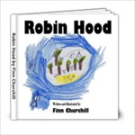 Robin Hood - 6x6 Photo Book (20 pages)