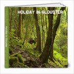 glouster holiday - 8x8 Photo Book (20 pages)