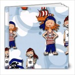 Little sailor 8x8 photobook - 8x8 Photo Book (20 pages)