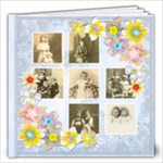 Flora All Occasion 12 x 12 Classic 20 Page Book - 12x12 Photo Book (20 pages)