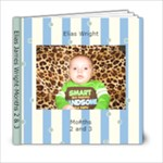 Elias-Months 2 & 3 - 6x6 Photo Book (20 pages)