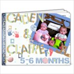C&C 4-5 months2 - 9x7 Photo Book (20 pages)