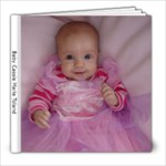 Baby Cassie - 8x8 Photo Book (20 pages)