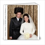 Album for Bobby & Zaidy Eisenberg - 6x6 Photo Book (20 pages)