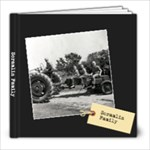 Scramlin Book - 8x8 Photo Book (39 pages)