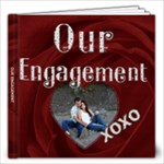 Our Engagement 12x12 Photo Book - 12x12 Photo Book (20 pages)