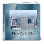 NYC 2009 - 8x8 Photo Book (20 pages)