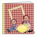 teaches - 8x8 Photo Book (20 pages)