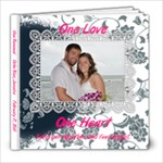 Wedding pictures - 8x8 Photo Book (20 pages)