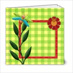 Buttercup 6x6 book - 6x6 Photo Book (20 pages)