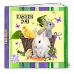 Enchanted Spring 8x8 20 pg - 8x8 Photo Book (20 pages)