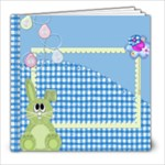 Eggzactly Spring 8x8 - 8x8 Photo Book (20 pages)