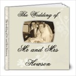 Nan and Pop Wedding Photos - 8x8 Photo Book (20 pages)