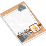 cute kids - Large Memo Pads