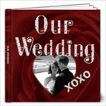 Our Wedding 12x12 30 Page Photo Book - 12x12 Photo Book (30 pages)