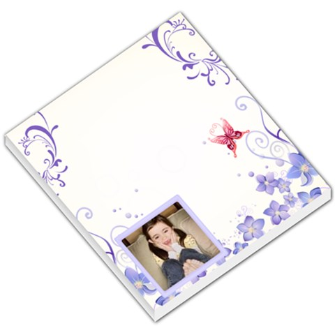 Spring Memo By Wood Johnson   Small Memo Pads   Xq3boxjn7dr1   Www Artscow Com