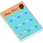 Happy Easter memopad - Large Memo Pads