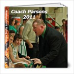 CoachParsons - 8x8 Photo Book (20 pages)