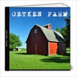 Oetken Farm - 8x8 Photo Book (20 pages)