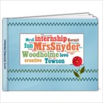 miss snyder - 7x5 Photo Book (20 pages)