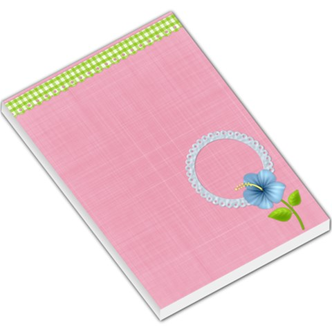 Eggzactly Spring Memo Pad 2 By Lisa Minor   Large Memo Pads   1v4z2c9voqwq   Www Artscow Com