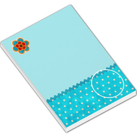 Buttercup Memo Pad 1 By Lisa Minor   Large Memo Pads   Wggmtznhxxom   Www Artscow Com